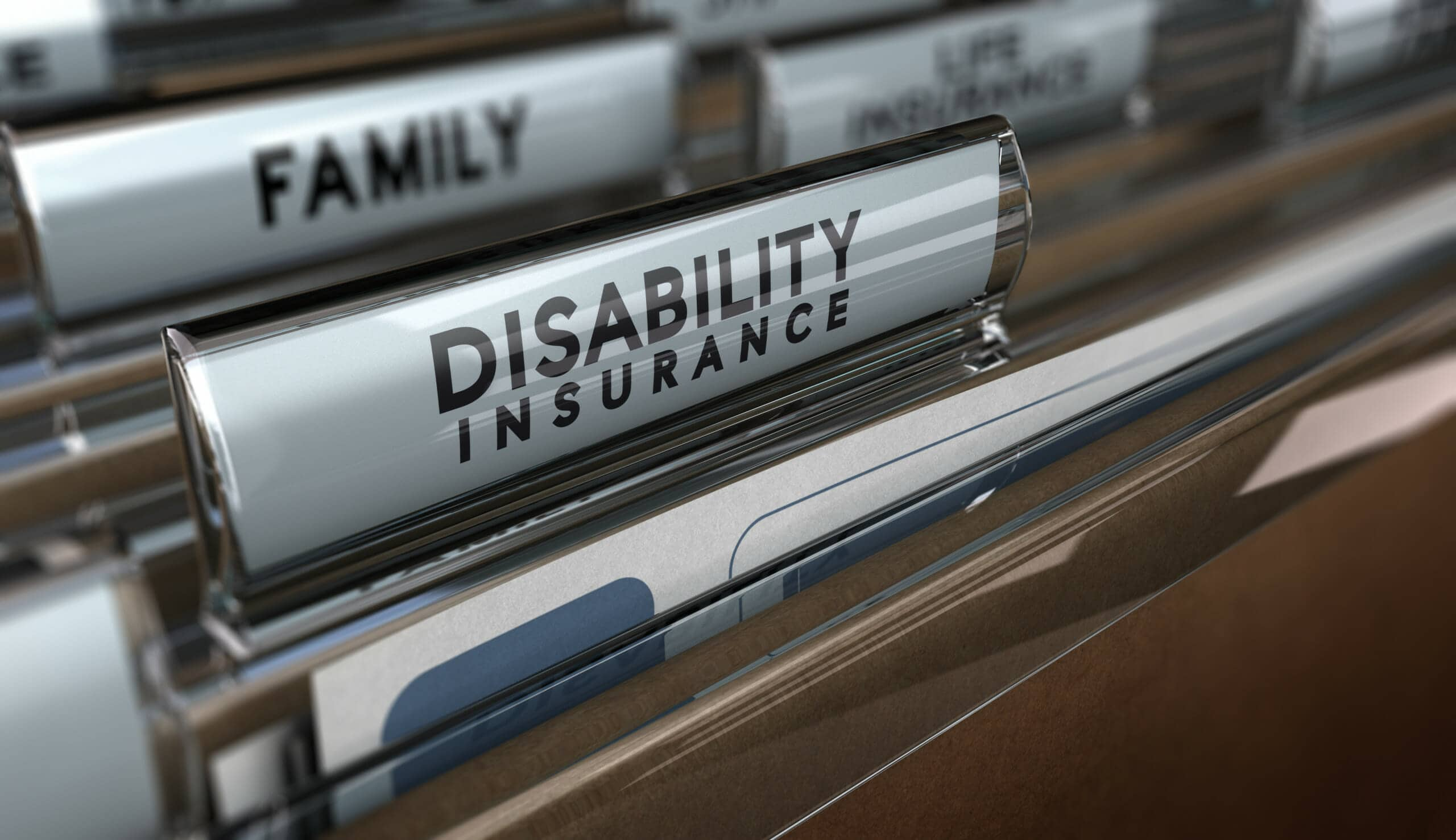 Disability Insurance File